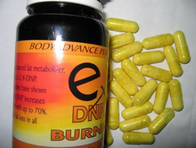 DNP is the lethal fat loss pill