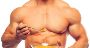 daily calories intake for six pack