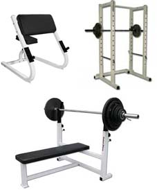 Free Weight Accessories