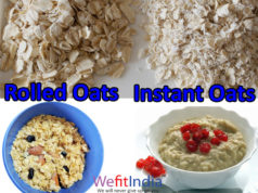 Healthy Gluten free rolled oats