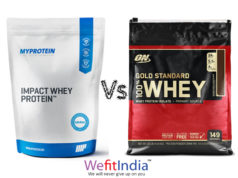 Discount Impact Whey Protein review