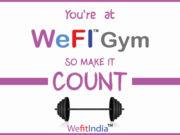 WeFI Gym Horamavu Bangalore India