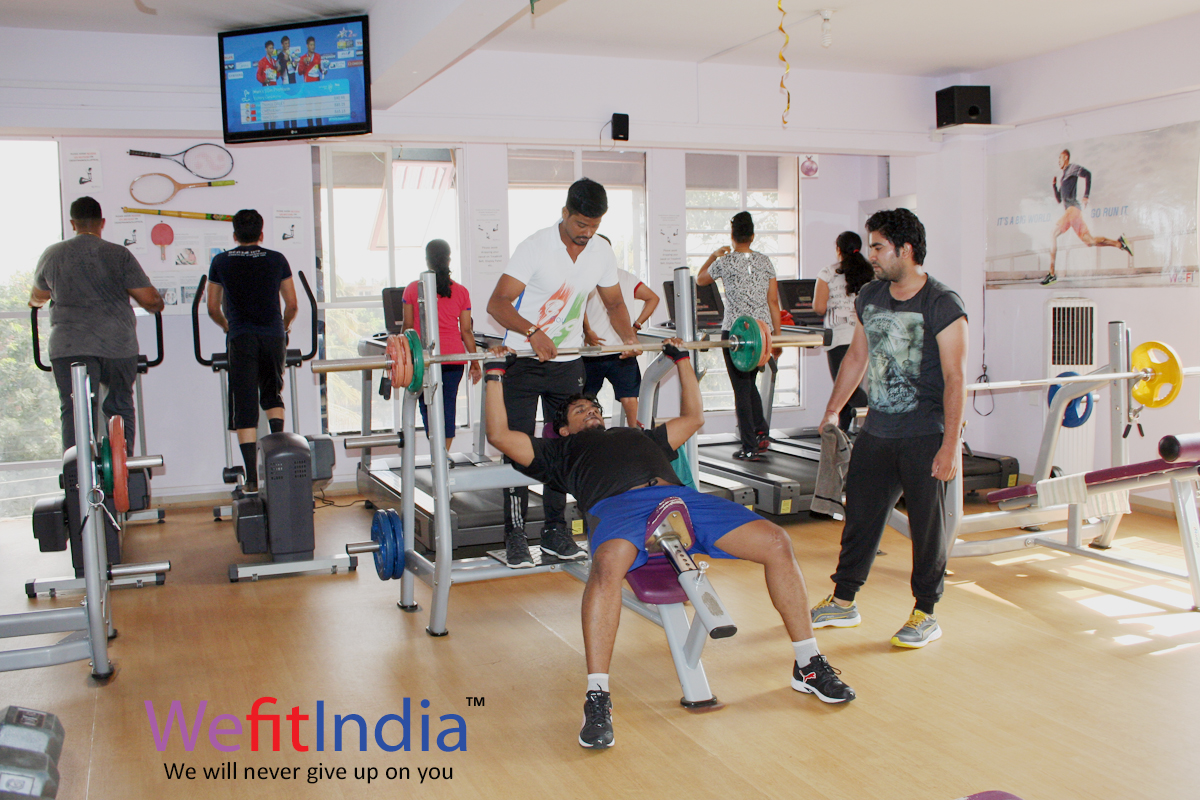WeFI Gym We-FI Gym WefitIndia