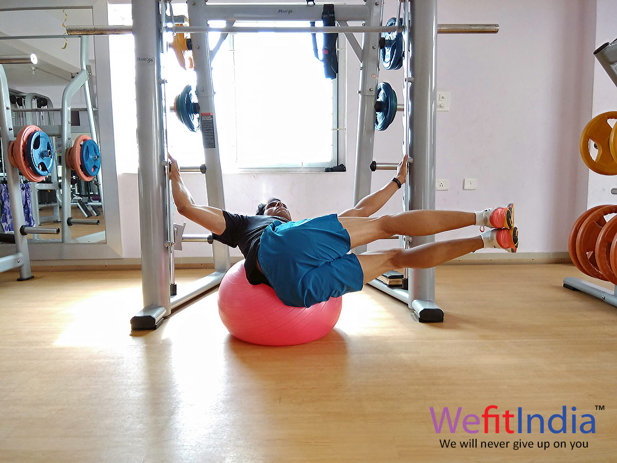 WeFI Gym We-FI Gym WefitIndia Horamavu Bangalore India
