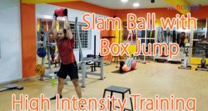 Slam-Ball-Box-Jump-HIIT-Routine