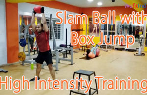Slam-Ball-Box-Jump-HIIT-Routine